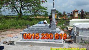 Mộ đá thiên chúa giáo ở Thái Bình