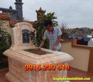 Mộ bành ở Vĩnh Phúc