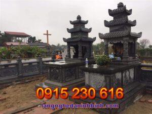 Mộ ba mái ở Hưng Yên