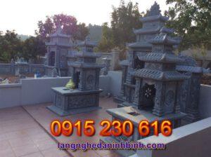 Mộ ba mái ở Lâm Đồng