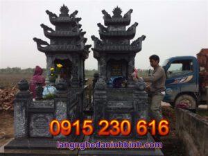 Mộ ba mái ở Nam Định