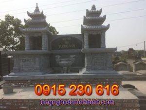 Mộ ba mái ở Ninh Bình