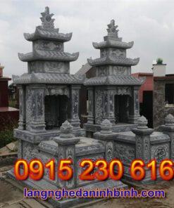 Mộ ba mái ở Phú Thọ