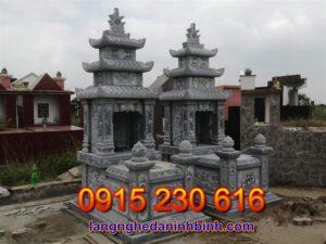 Mộ ba mái ở Thái Bình