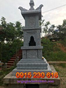 Tháp mộ ở An Giang