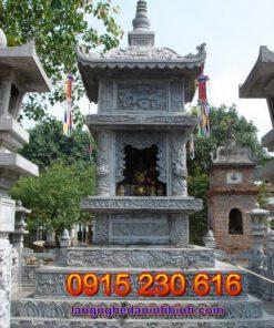 Tháp mộ ở Bạc Liêu