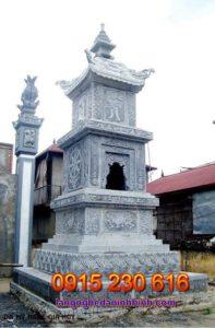 Tháp mộ ở Kiên Giang