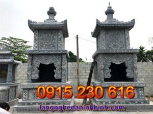 Tháp mộ ở Vĩnh Long