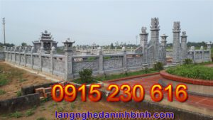 Khu nghĩa trang gia đình ở Bắc Ninh