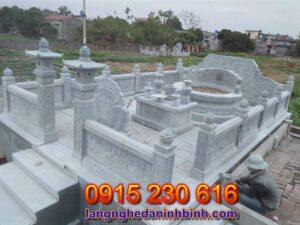Khu nghĩa trang gia đình ở Hà Nội