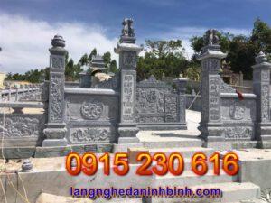 Khu nghĩa trang gia đình ở Hải Phòng