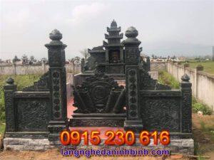 Khu nghĩa trang gia đình ở Hưng Yên