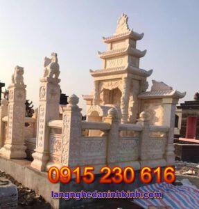 Khu nghĩa trang gia đình ở Nam Định