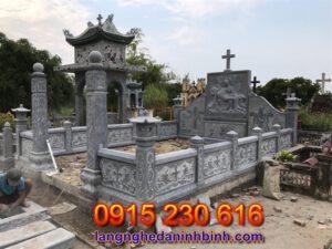 Nghĩa địa gia đình đẹp