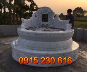 Mẫu mộ đá ở Bình Phước