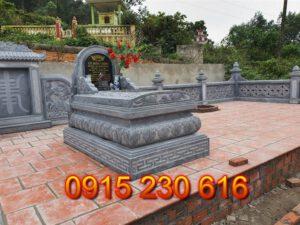 Mẫu mộ đẹp ở Bà Rịa-Vũng Tàu