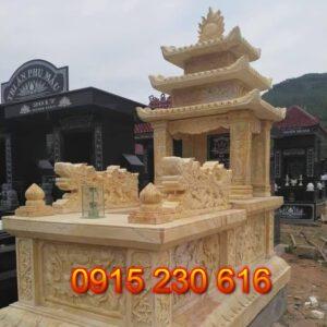 Mẫu mộ đẹp ở Bình Phước