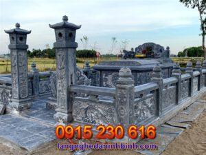 Mộ đẹp tại An Giang