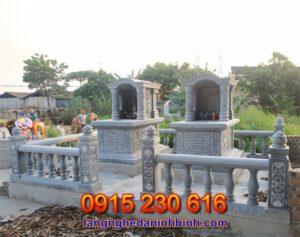 Mộ đẹp tại Bà Rịa- Vũng Tàu