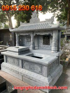 Mộ đẹp tại Bình Định