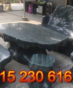 Bàn ghế đá đẹp 1