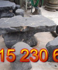 Bàn ghế đá sân vườn đẹp -PL02