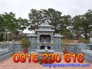 Lăng mộ đá cao cấp 22