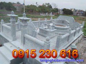 Lăng mộ gia đình cao cấp 22